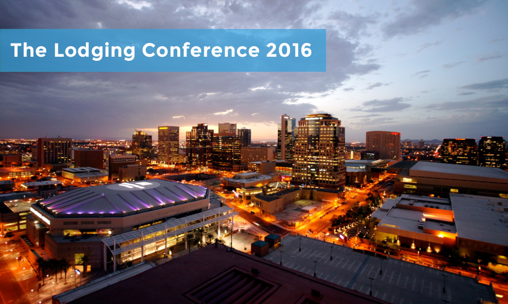 The Lodging Conference 2016